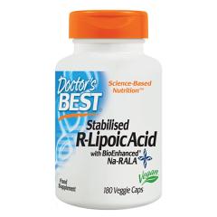 Stabilized R-Lipoic Acid 100 mg von Doctor's Best. Jetzt bestellen!