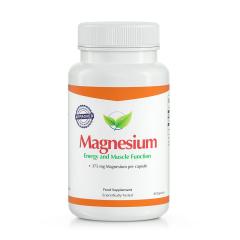 Fitnessfood Magnesium 375 mg. Jetzt bestellen!