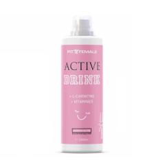 Fitnfemale Active Drink 1000 ml. Jetzt bestellen!