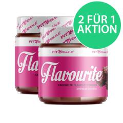 Flavourite Flavour Powder 2 x 200 g (2 FÜR 1)