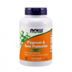NOW Pygeum & Saw Palmetto. Jetzt bestellen!