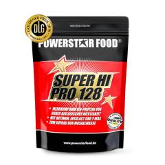 Powerstar Super Hi Pro 128 (1000g Beutel). Jetzt bestellen!