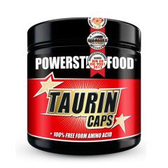 Powerstar Taurin Caps. Jetzt bestellen!